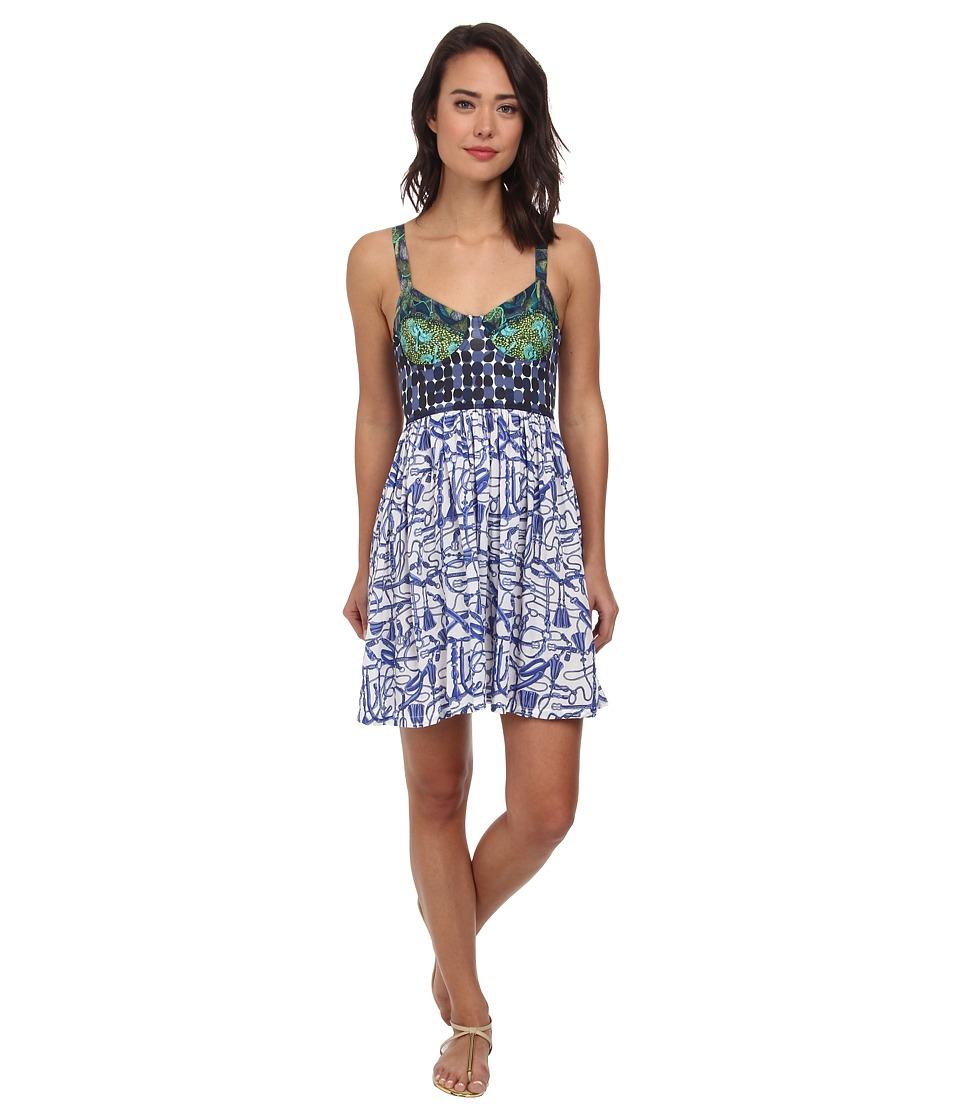 Maaji - Derby Playsuit Short Dress Cover-Up (Multi) Women