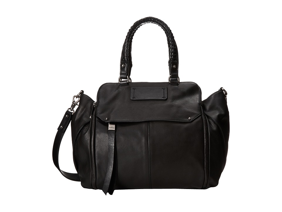 Kooba - Angela (Black) Handbags
