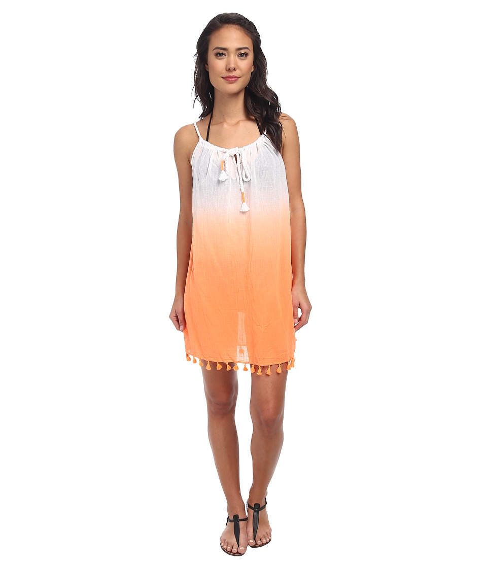 Seafolly - Splendour Dress Cover-Up (Fanta) Women's Swimwear