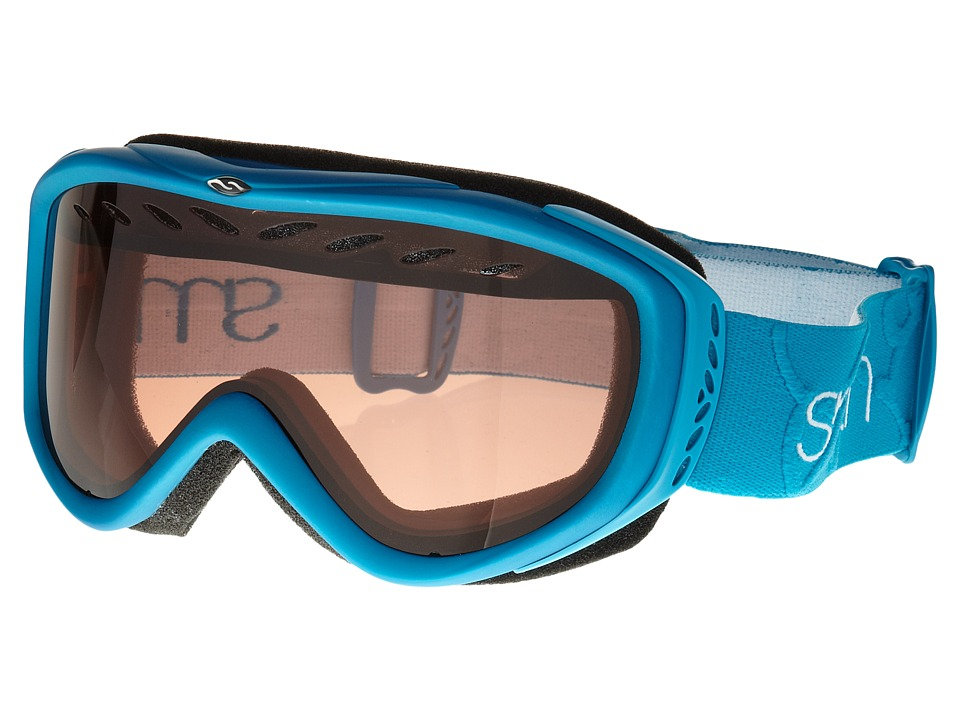 Smith Optics - Transit (Aqua Frame/RC36 Lens 2015) Snow Goggles