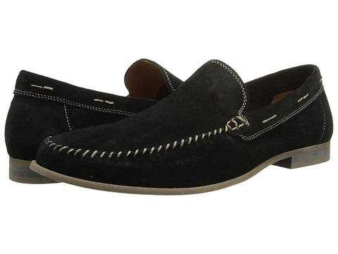 Donald J Pliner - Sands (Black) Men's Shoes