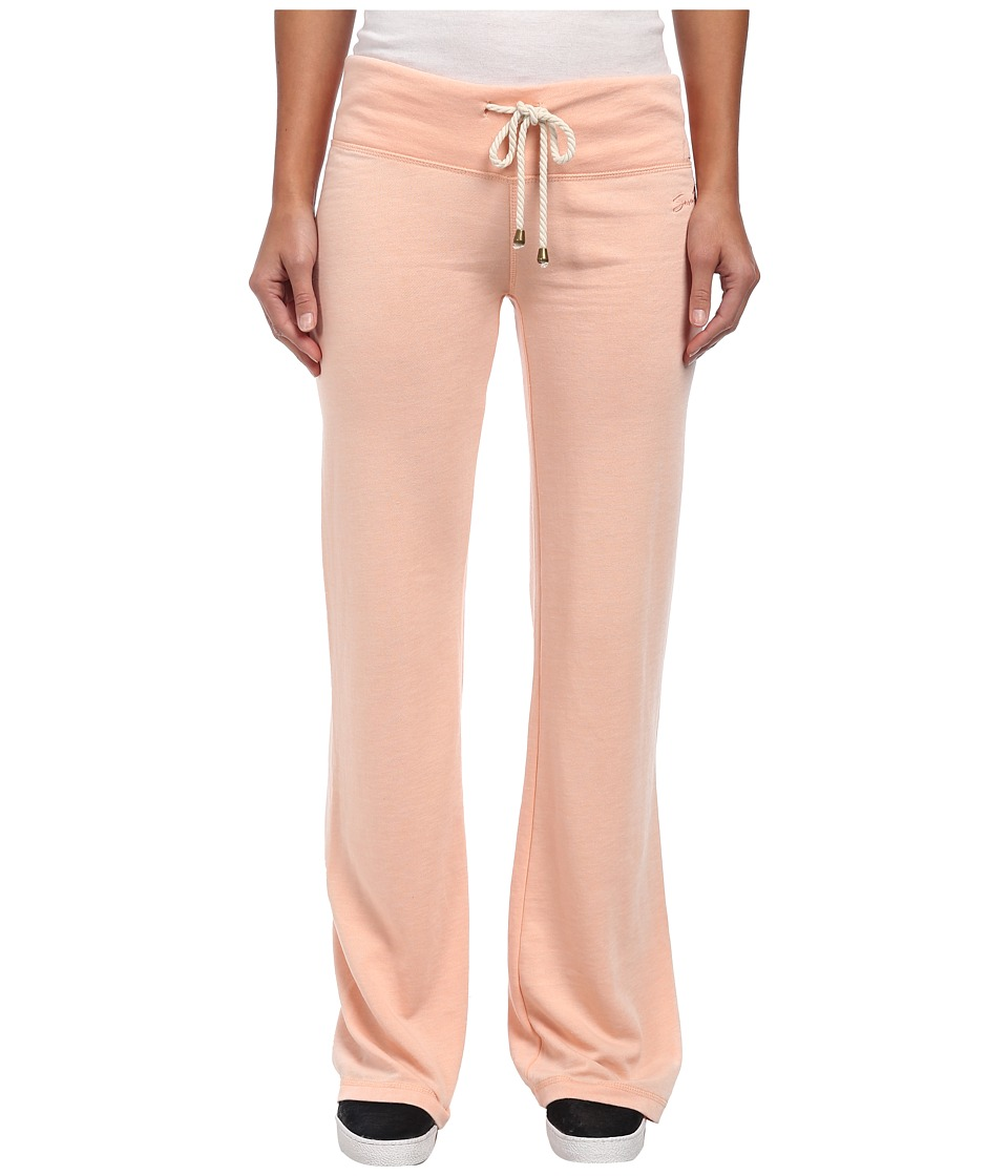 Seven7 Jeans - Burnout Flare Pant (Orange Cream) Women's Casual Pants
