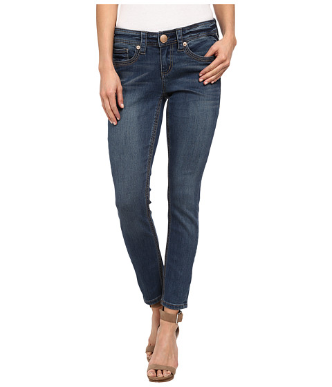Seven7 Jeans 28 Superstretch Skinny Jean in Palermo Blue (Palermo Blue) Women's Jeans