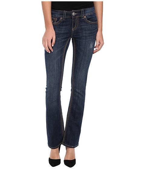 Seven7 Jeans - Slim Boot Jean in Presto Blue (Presto Blue) Women's Jeans