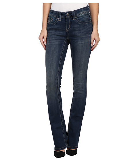 Seven7 Jeans Superstretch Slim Boot Jean in Echo Blue (Echo Blue) Women's Jeans