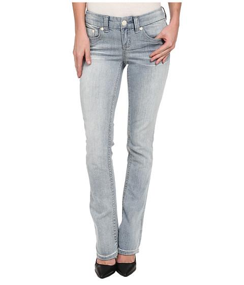 Seven7 Jeans - Rocker Slim Jean in Shiller Blue (Shiller Blue) Women's Jeans