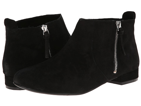 Nine West - Perfect PR (Black Suede 1) Women's Dress Zip Boots
