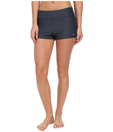 Next by Athena - Good Karma Swim Short (Charcoal) Women's Swimwear