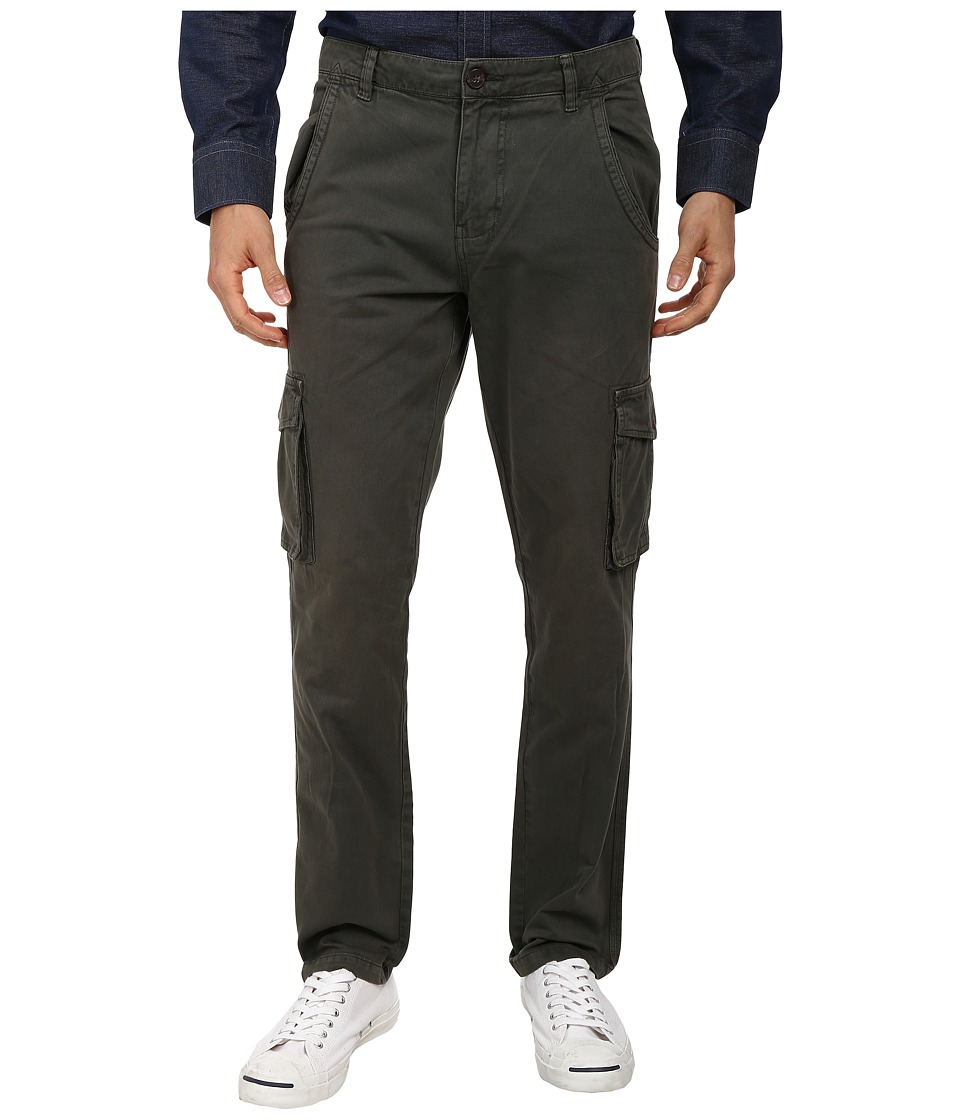 Seven7 Jeans - Slim Cargo Pant (Olive) Men's Casual Pants