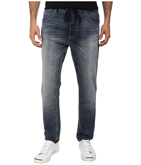 Seven7 Jeans - Knit Denim Jogger in Octane (Octane) Men