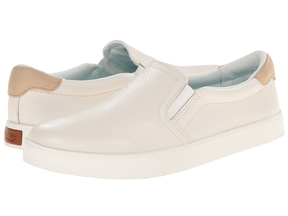 Dr. Scholl's - Scout - Original Collection (Gardenia/Taupe) Women's Flat Shoes
