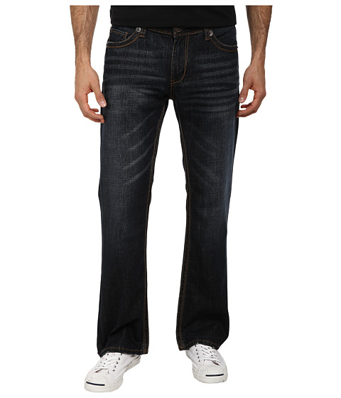 Seven7 Jeans - Boot Leg Jeans with Back Flaps in Spokes (Spokes) Men