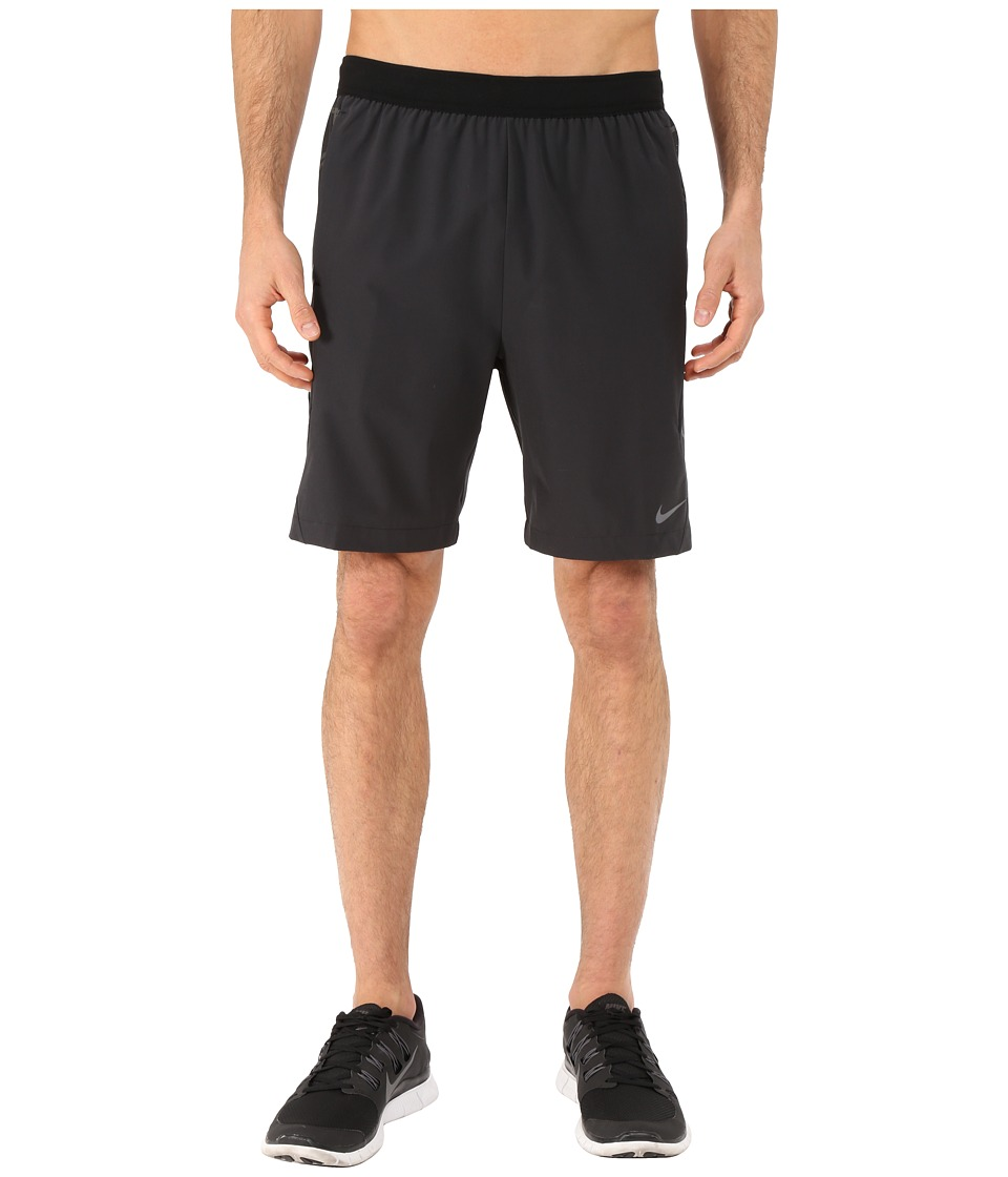 Nike - Vapor 8 Short (Black/Dark Grey/Dark Grey) Men's Shorts