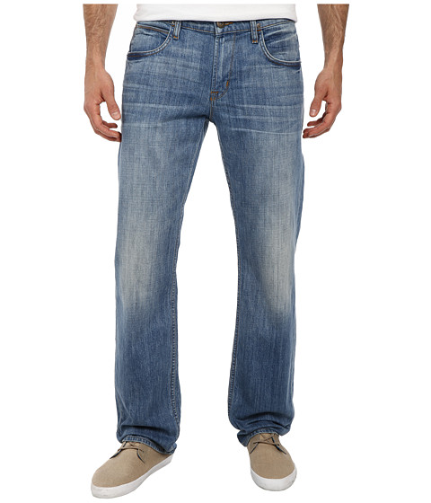 Hudson - Byron Five-Pocket Straight Zip Fly in Bixby (Bixby) Men's Jeans