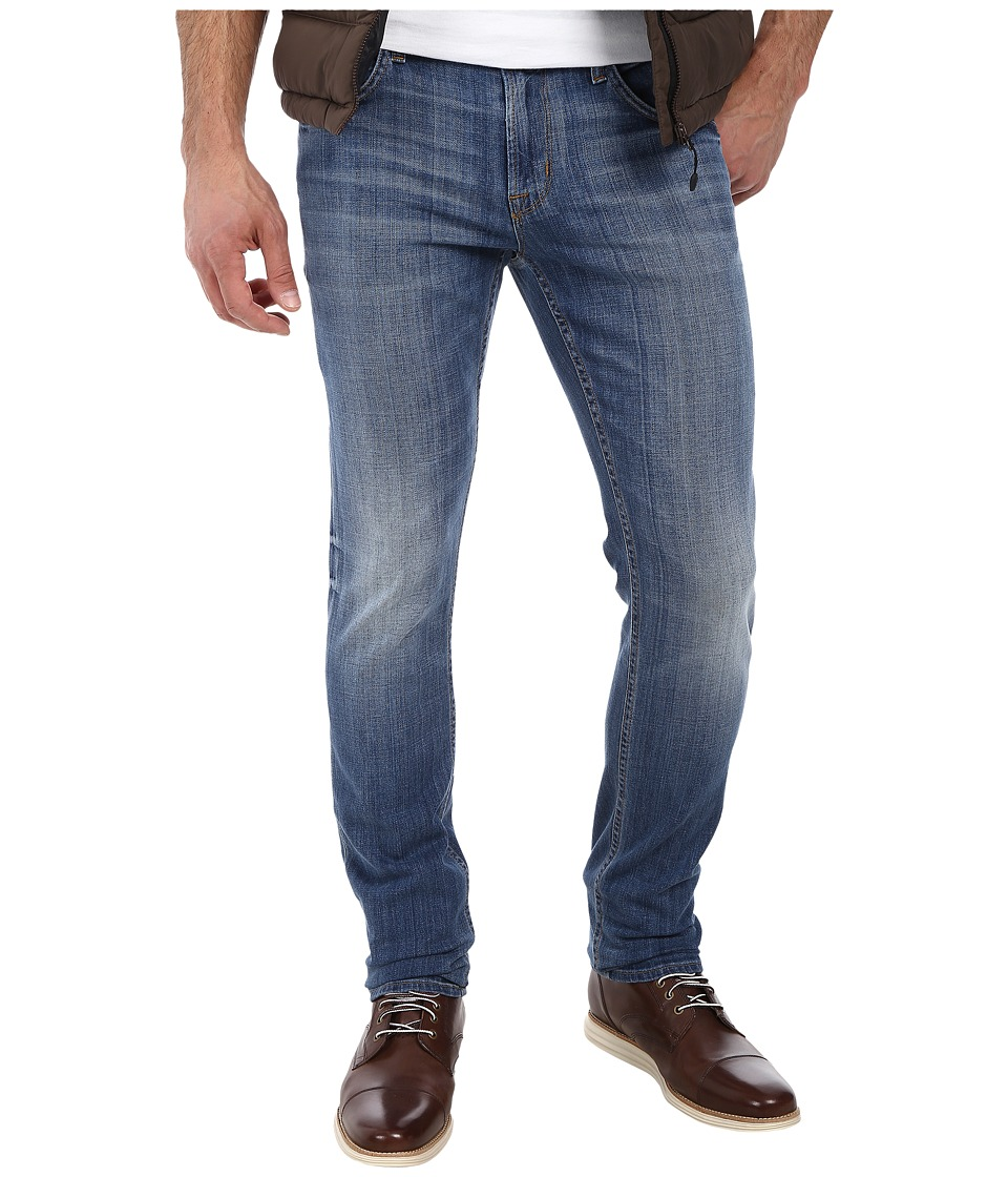 Hudson - Blake Slim Straight Zip Fly in Griffith (Griffith) Men