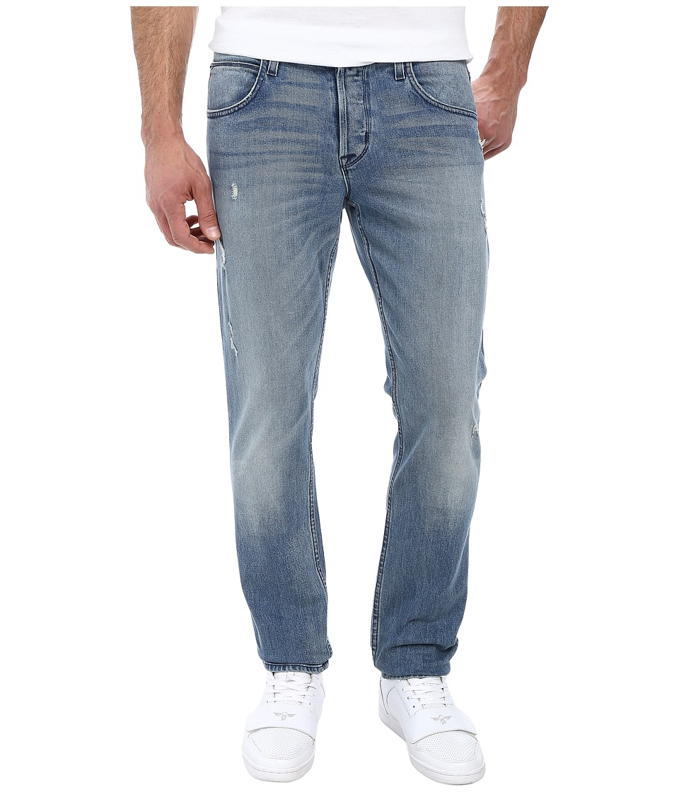 Hudson - Blake Slim Straight in Reservoir (Reservoir) Men's Jeans
