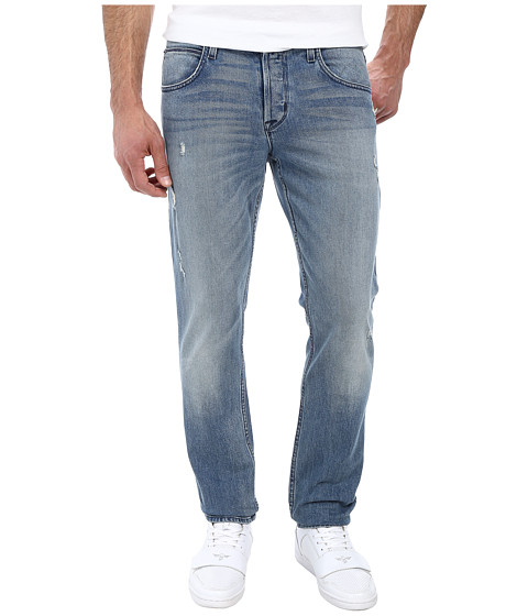 Hudson - Blake Slim Straight in Reservoir (Reservoir) Men