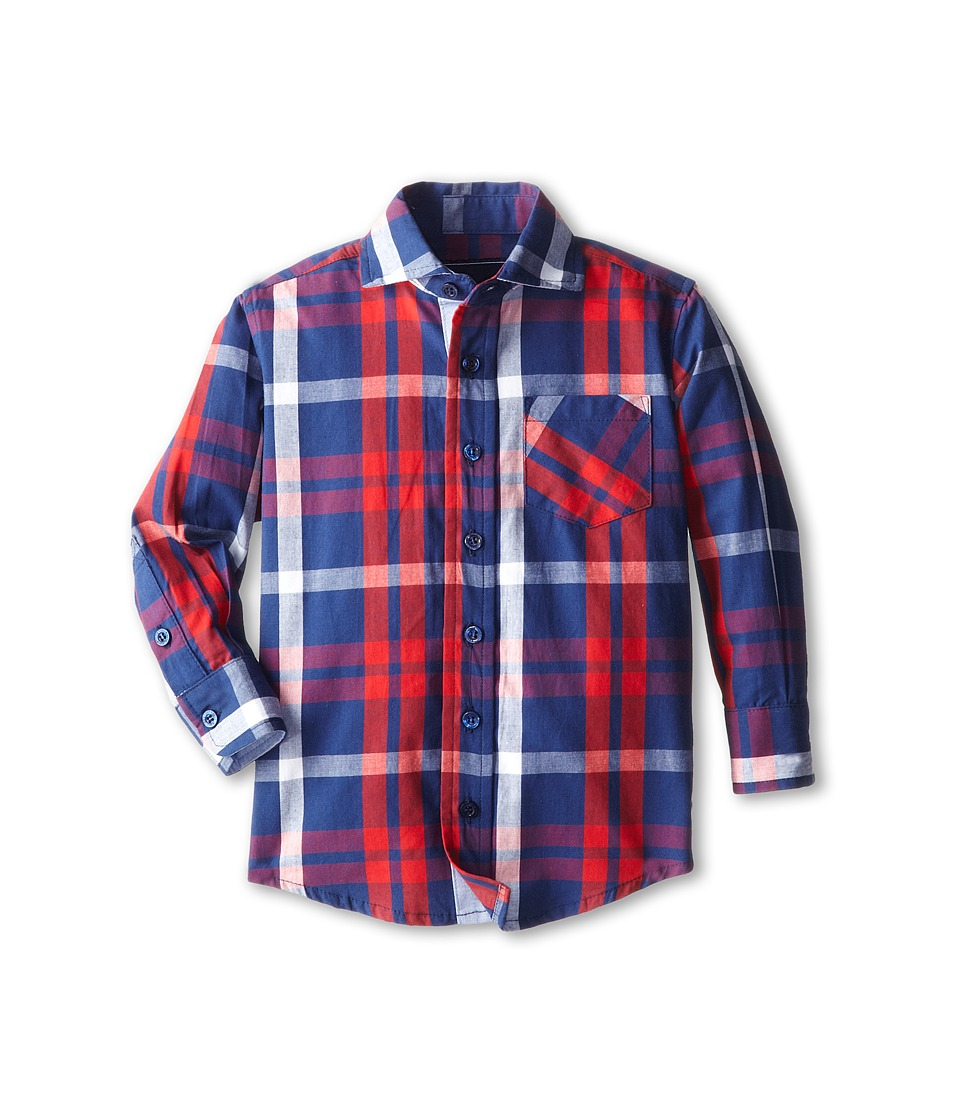 Toobydoo - Cotton Woven Shirt (Toddler/Little Kids/Big