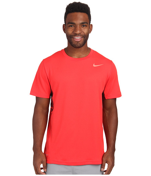 Nike - Vapor Dri-FIT S/S Top (Daring Red/Hot Lava) Men's T Shirt