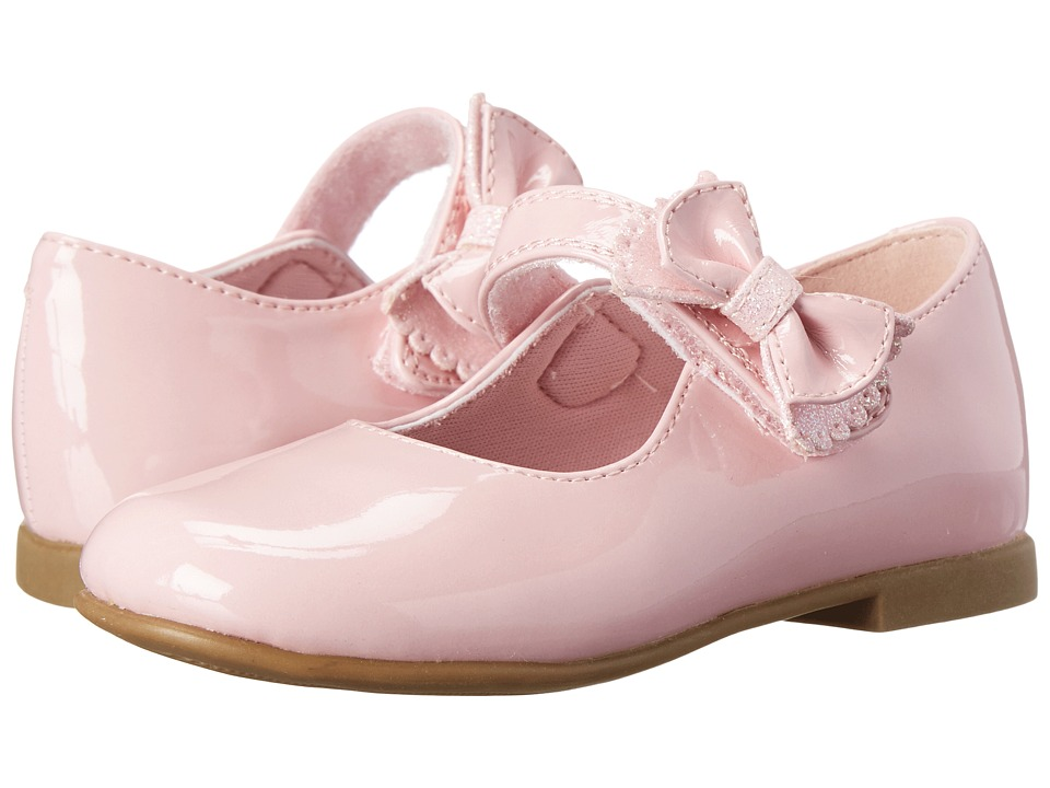 Rachel Kids - Lil Priscila 2 (Toddler) (Pink Patent) Girls Shoes