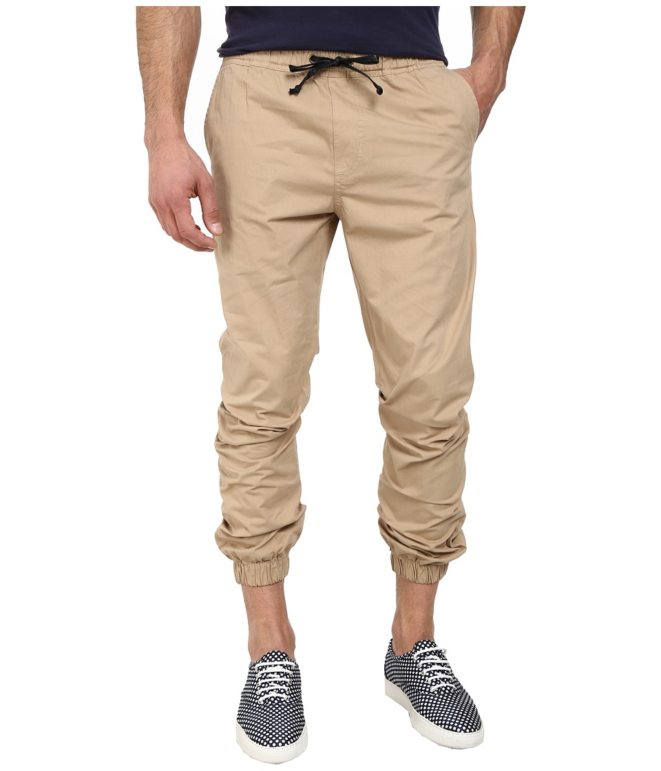Hudson - Elliot Drawstring Pant (Canyon Khaki) Men's Casual Pants