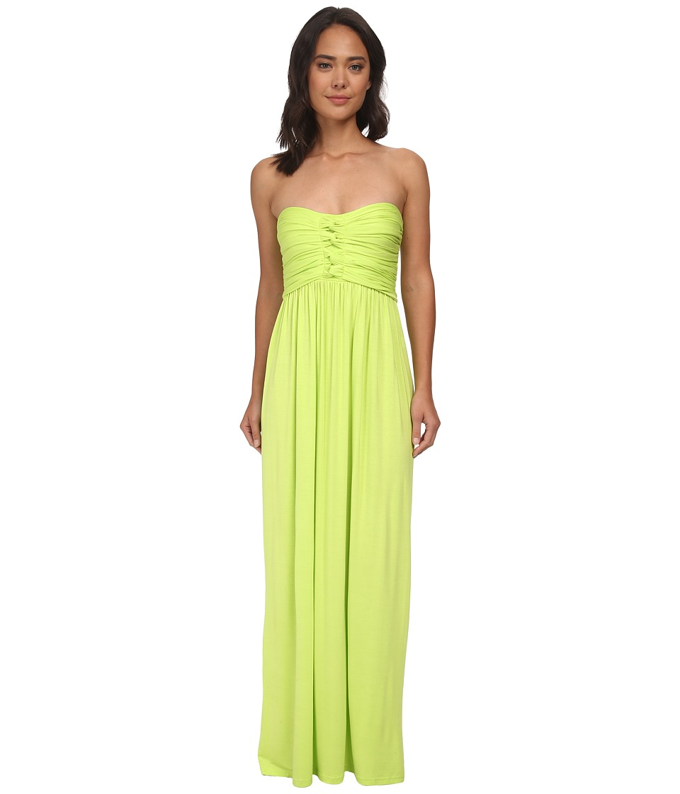Culture Phit - Liliana Maxi Dress (Lime) Women