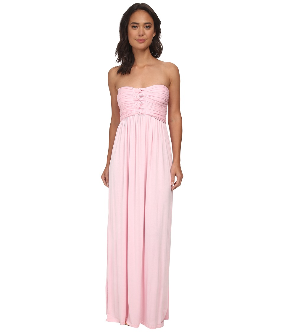 Culture Phit - Liliana Maxi Dress (Light Pink) Women's Dress