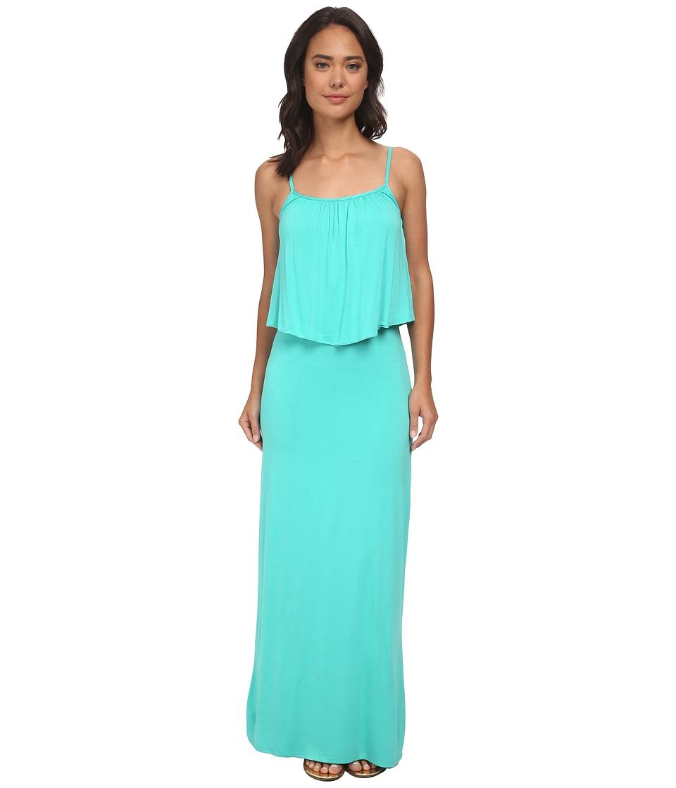 Culture Phit - Monicah Maxi Dress (Seafoam) Women's Dress