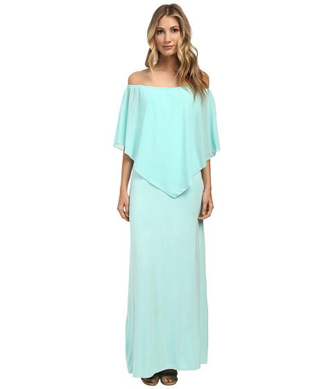 Gabriella Rocha - Chiffon Ayden Dress (Baby Blue) Women