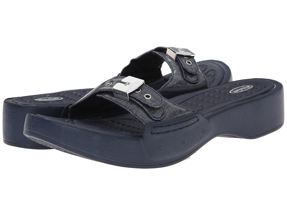 Dr. Scholl's - Rock (Chambray 2) Women's Shoes