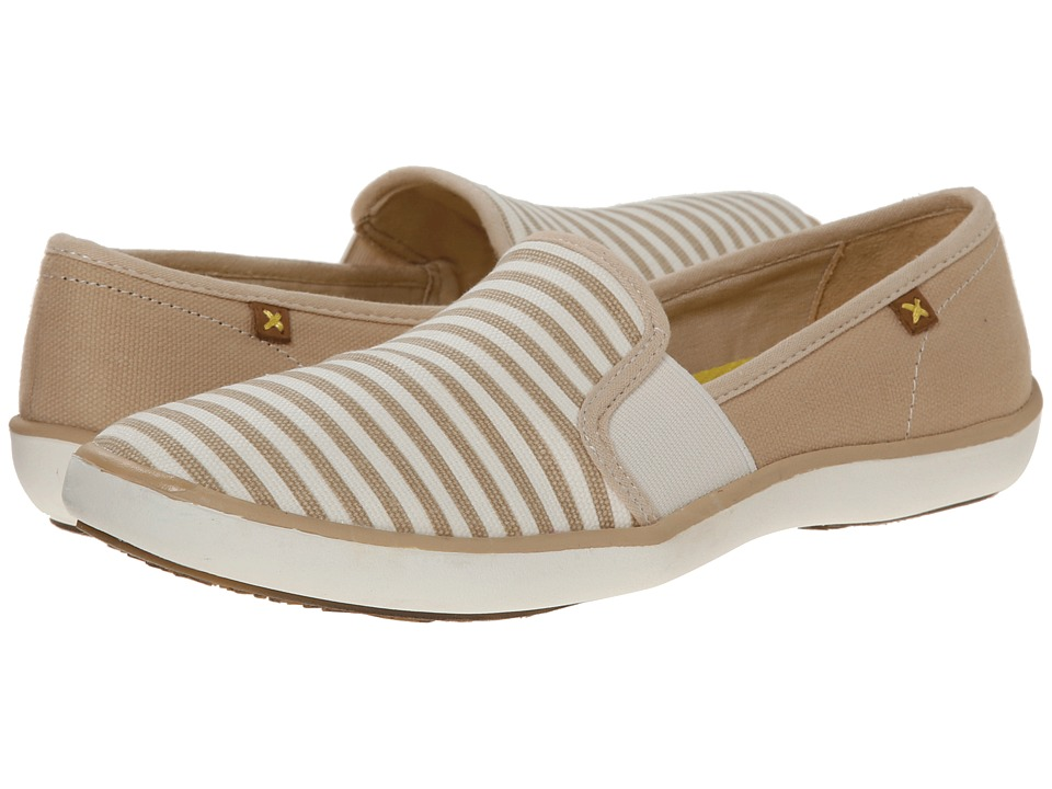 Dr. Scholl's - Mantra (Taupe/Gardenia) Women's Slip on Shoes