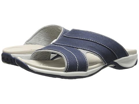 Dr. Scholl's - Pardon (Navy) Women's Sandals
