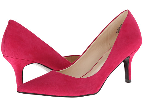 Nine West - Austin (Pink Suede) High Heels