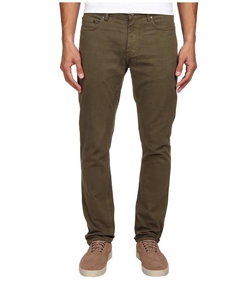 Rodd & Gunn - Desert Road Barney Jean (Moss) Men's Jeans