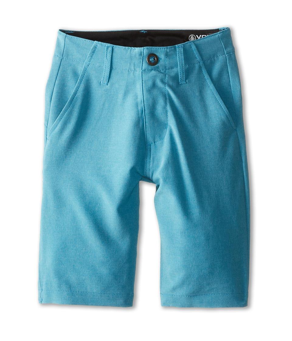 Volcom Kids - Frickin Static Short (Big Kids) (Atlantic) Boy's Shorts