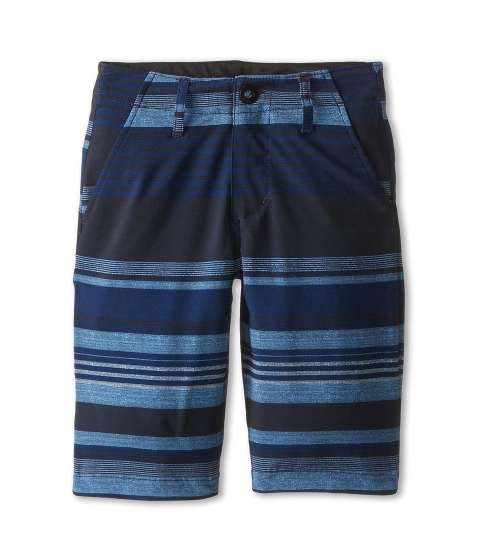 Volcom Kids - Frickin V4S Mixed Shorts (Big Kids) (Matured Blue) Boy