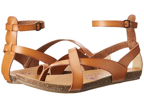 Blowfish - Gill (Desert Sand Dyecut PU) Women's Shoes