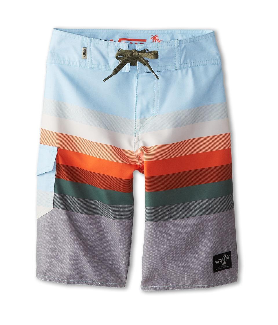 Vans Kids - Retina Boardshorts (Little Kids/Big Kids) (Crystal Blue) Boy's Swimwear