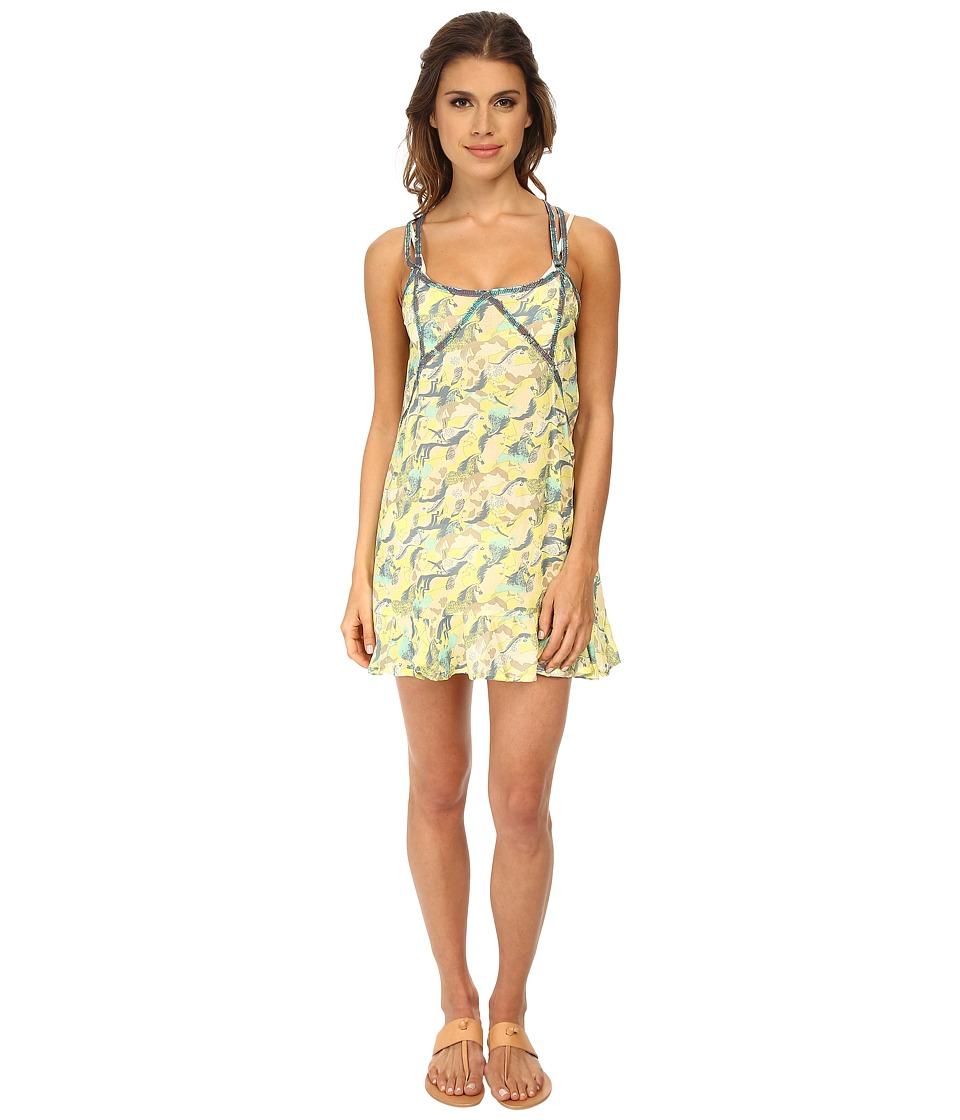Maaji - Derby Oh's Short Dress Cover-Up (Multi) Women's Swimwear