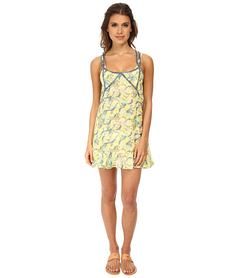 Maaji - Derby Oh's Short Dress Cover-Up (Multi) Women's Swimwear