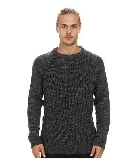 Rodd & Gunn - Hatfields Knit (Ink) Men's Long Sleeve Pullover