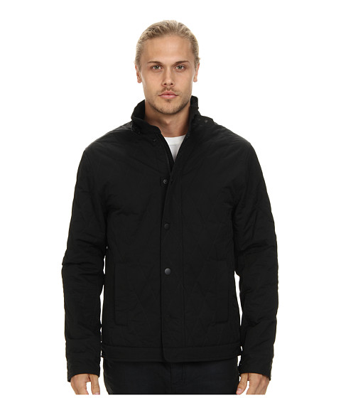 Rodd & Gunn - Tuckett Horse Jacket (Nero) Men's Coat
