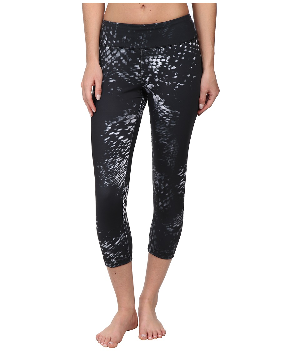 Pink Lotus - Explore Capri (Distressed Snake) Women's Capri