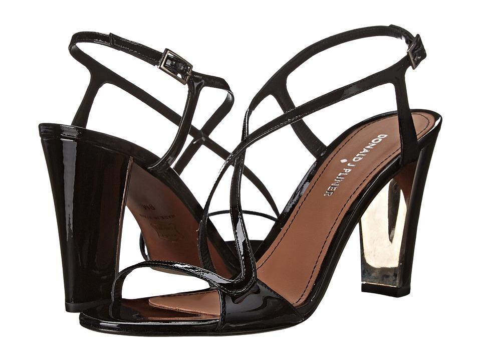 Donald J Pliner - Arena (Black Patent) High Heels