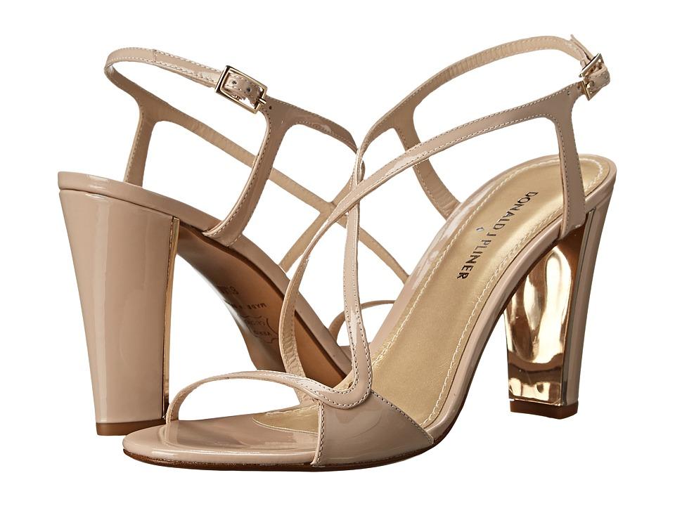 Donald J Pliner - Arena (Nude Patent) High Heels