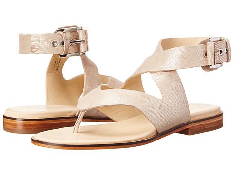 Donald J Pliner - Lola2 (Plat Met Liz Print) Women's Sandals