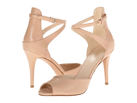 Nine West - Doreen (Natural Leather) High Heels