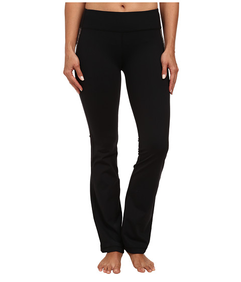 Tonic - Aurora Pant (Black/Forest Moss) Women's Workout