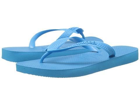 Havaianas - Top Flip Flops (Turquoise) Women's Sandals