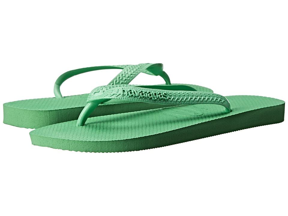 Havaianas - Top Flip Flops (Pistachio) Women